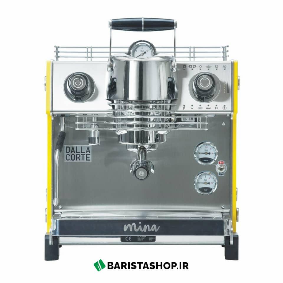دستگاه اسپرسو دالاکورته مدل MINA
