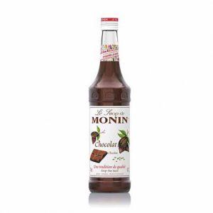 سیروپ مونین طعم شکلات