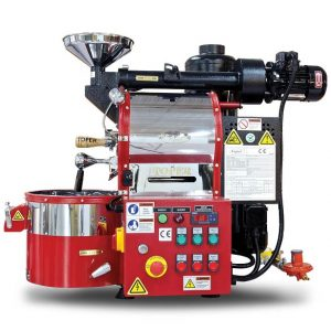 رستر قهوه ۱ کیلویی توپر برقی (کارکرده)