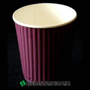 لیوان کاغذی چندجداره کرکره ای 170 میلی لیتر-3