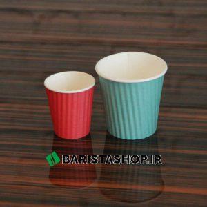 لیوان کاغذی چندجداره -4