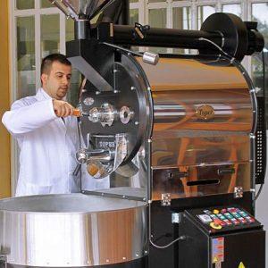 رستر قهوه ۱۵ کیلویی توپر (ساده)