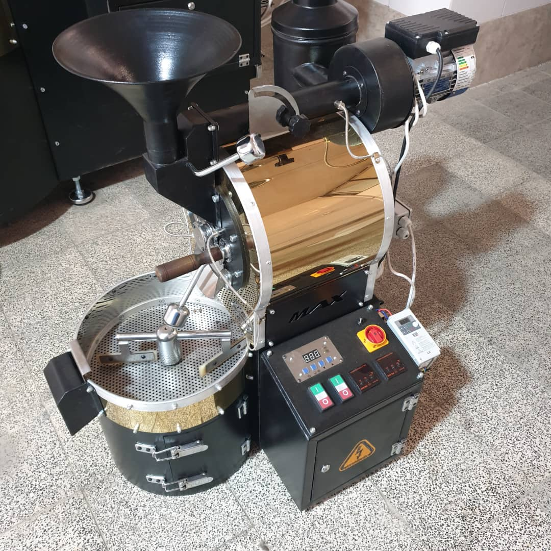 رستر قهوه مکس کافی 2 کیلویی (کارکرده)
