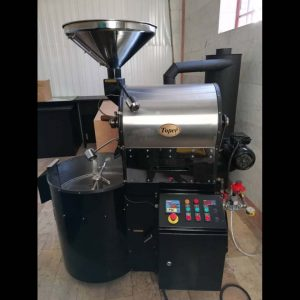 رستر قهوه توپر ۱۵ کیلویی (کارکرده)