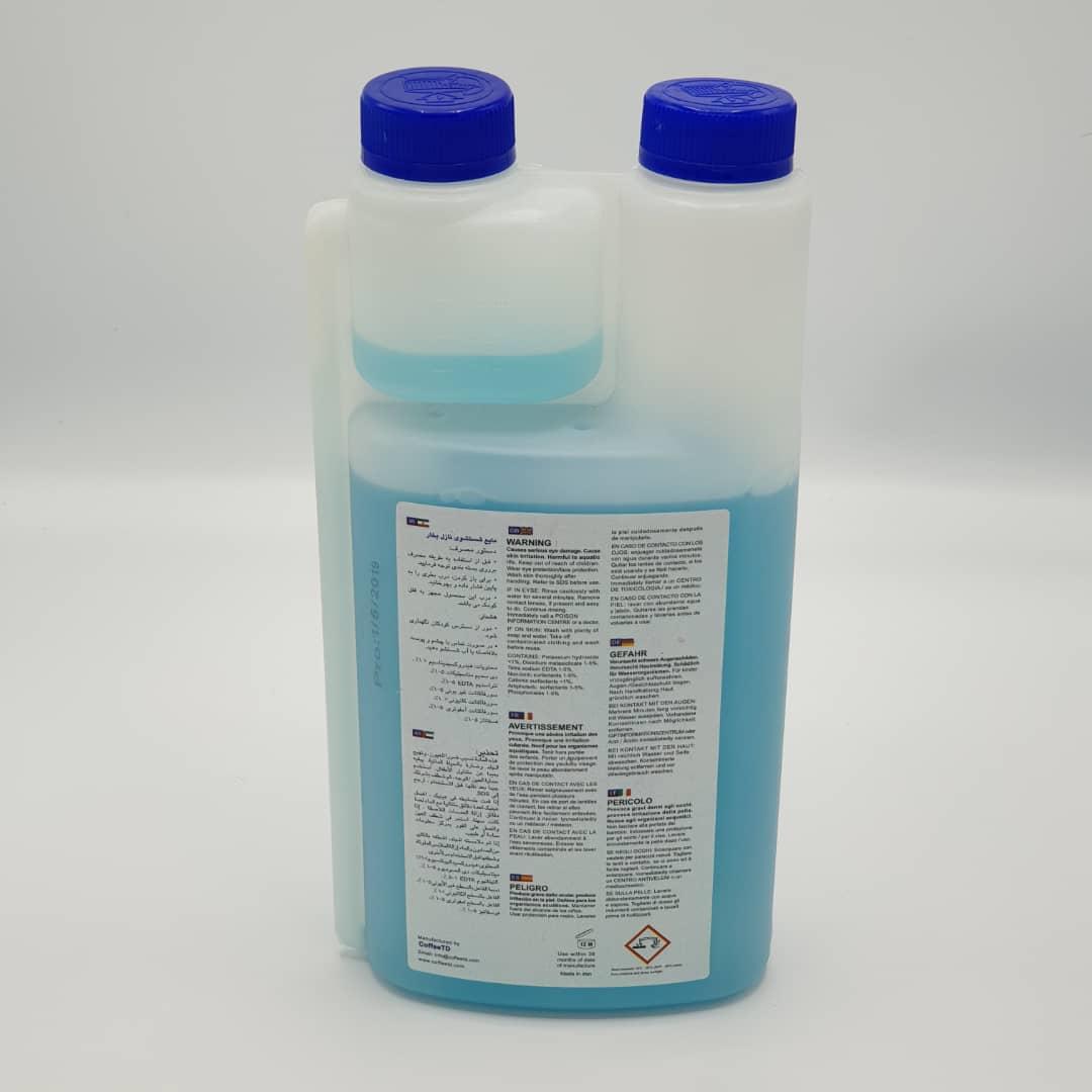 مایع شستشوی نازل شیر و بخار سانتوس (۲)