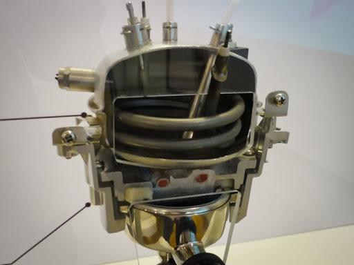 دستگاه اسپرسو مولتی بویلر