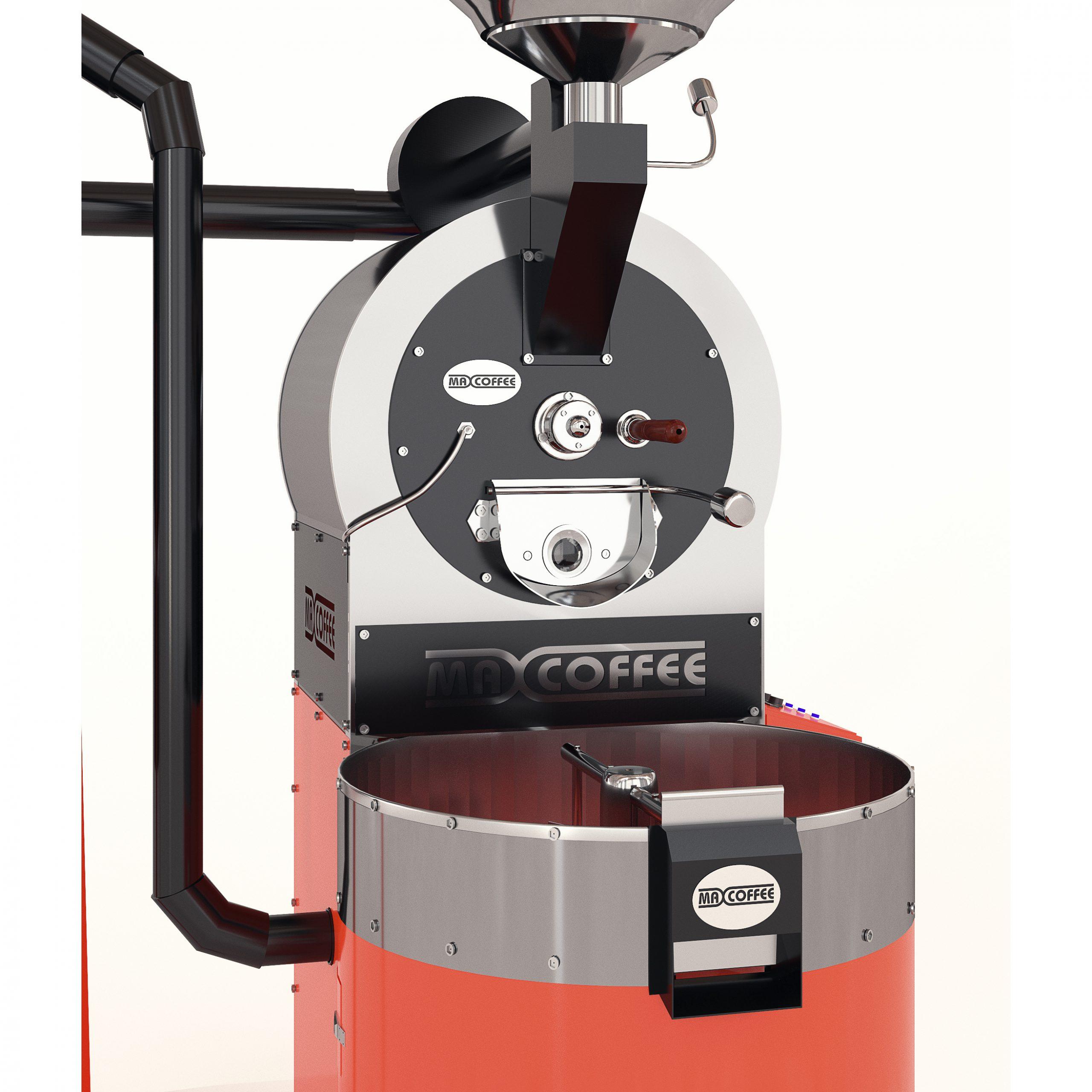 رستر قهوه مکس کافی۵کیلویی۷