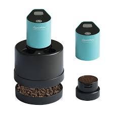 رنگ سنج قهوه روست شده