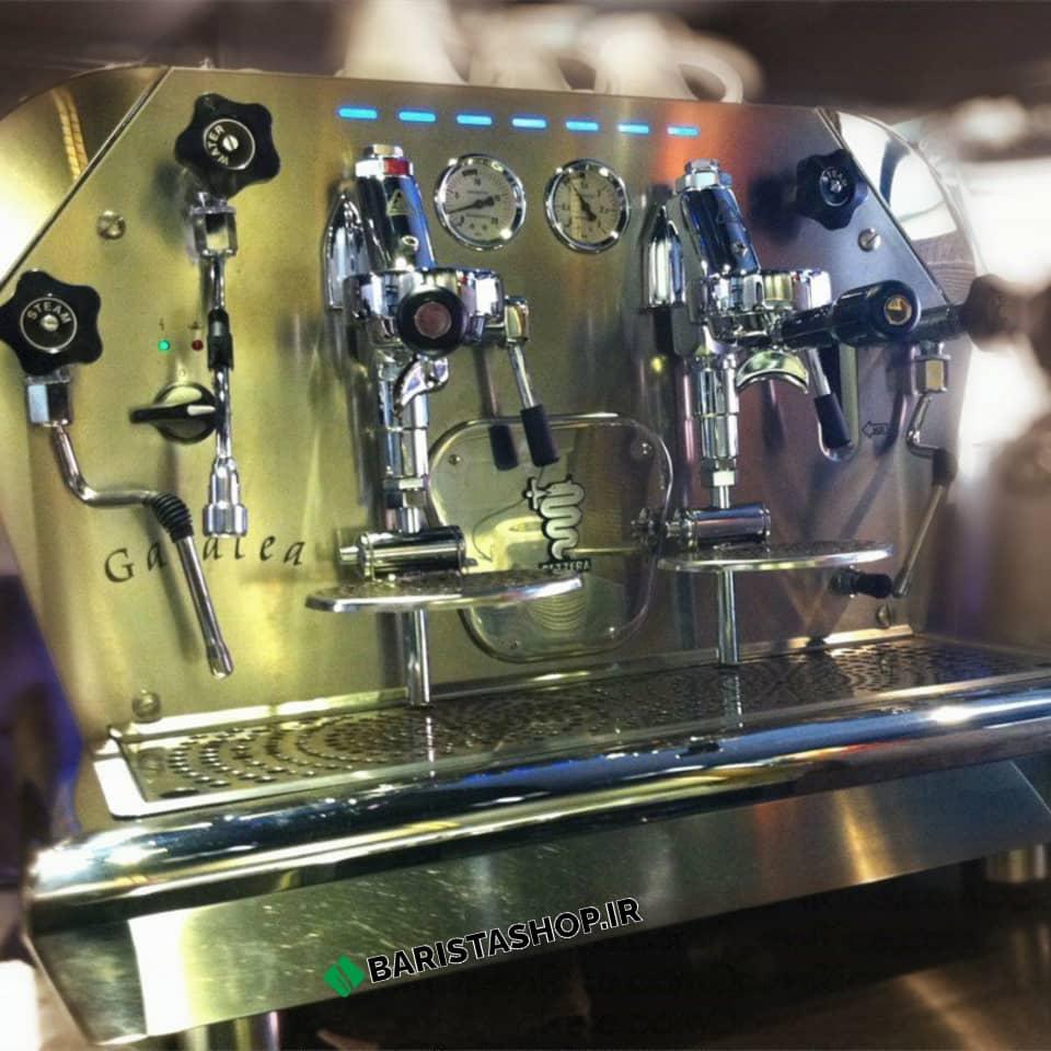 <div>دستگاه اسپرسو بیزرا مدل گالاته</div> <div class='secondary_title text-secondary my-2'>galatea  domus bezzera espresso machine</div>