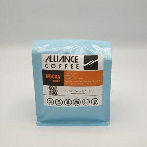 قهوه ترکیبی موکا