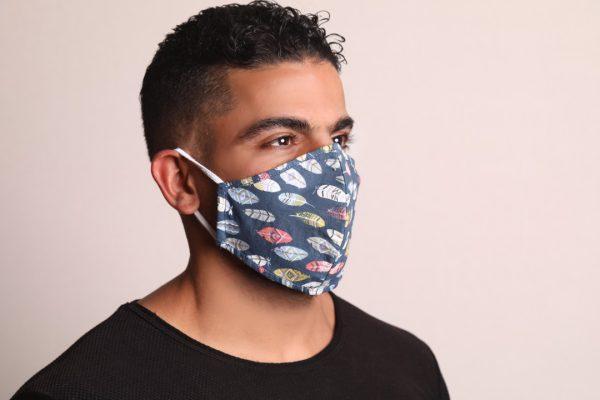 پوشک مولفیکس سایز 4 بسته 12 عددیفشارسنج امرن مدل M6 Comfort ماسک تنفسی پارچه ای طرح دار
