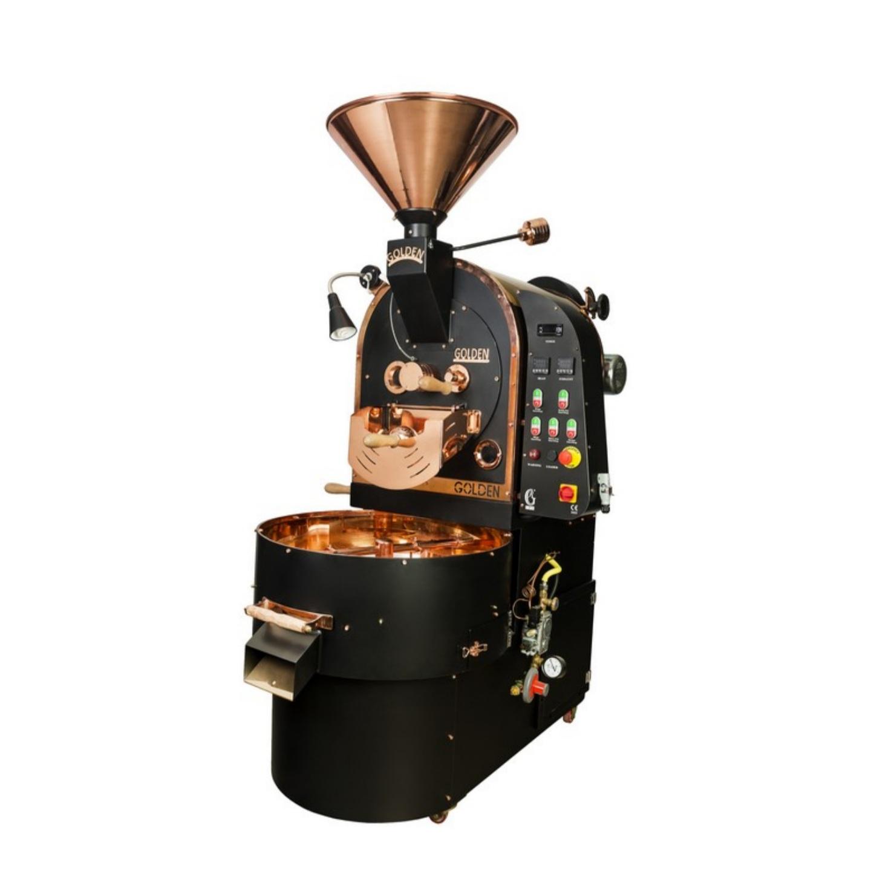 رستر قهوه گلدن 15کیلوگرمی
