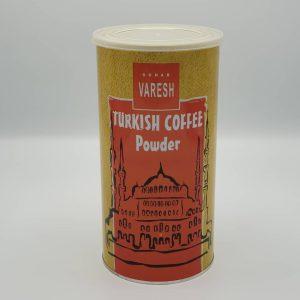قهوه ترک وارش