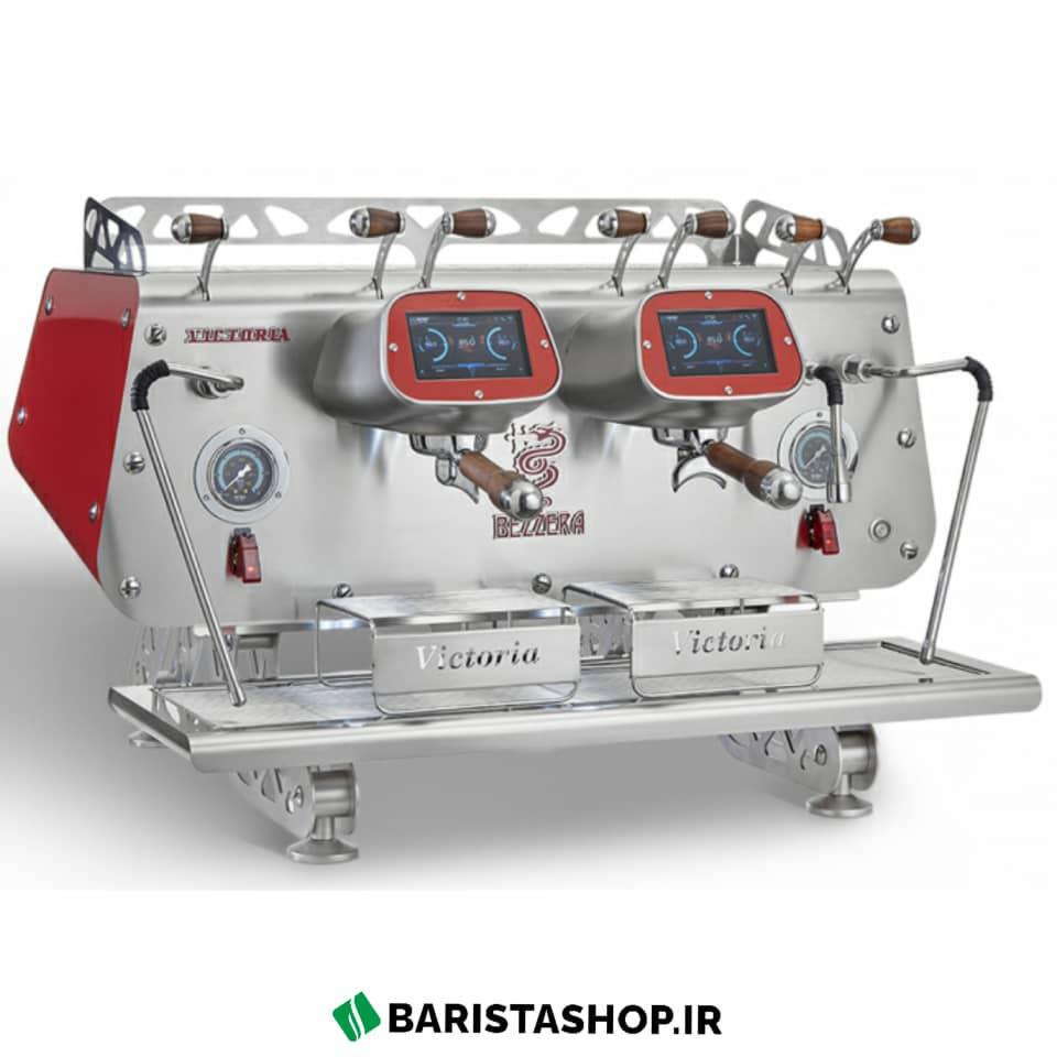 دستگاه اسپرسو بیزرا مدل ویکتوریا (15)
