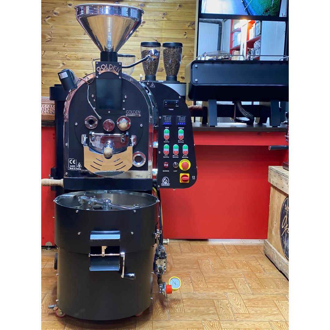 رستر قهوه گلدن 3 کیلویی (کارکرده)