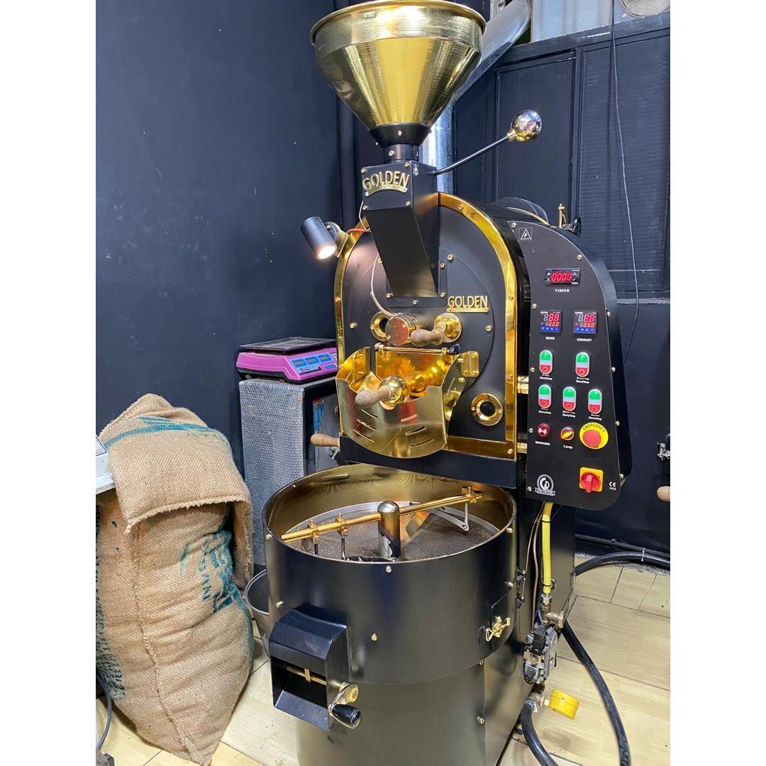 رستر قهوه گلدن 10 کیلویی کارکرده