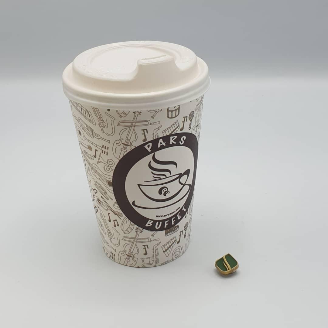 لیوان کاغذی دو و سه جداره ساده