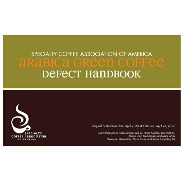 دفترچه ارزیابی قهوه سبز