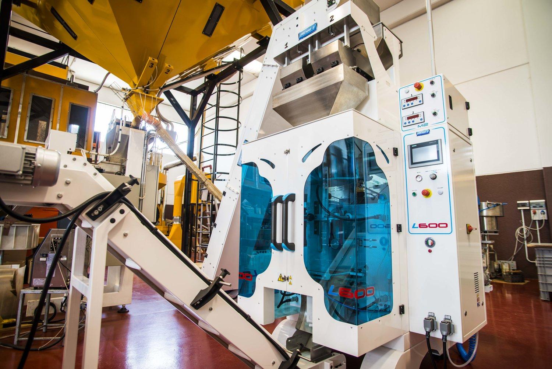 تجهیزات پیشرفته در تولید و بسته بندی قهوه یوروکف