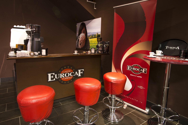 یورو کف، قهوه ای از تورین ایتالیا