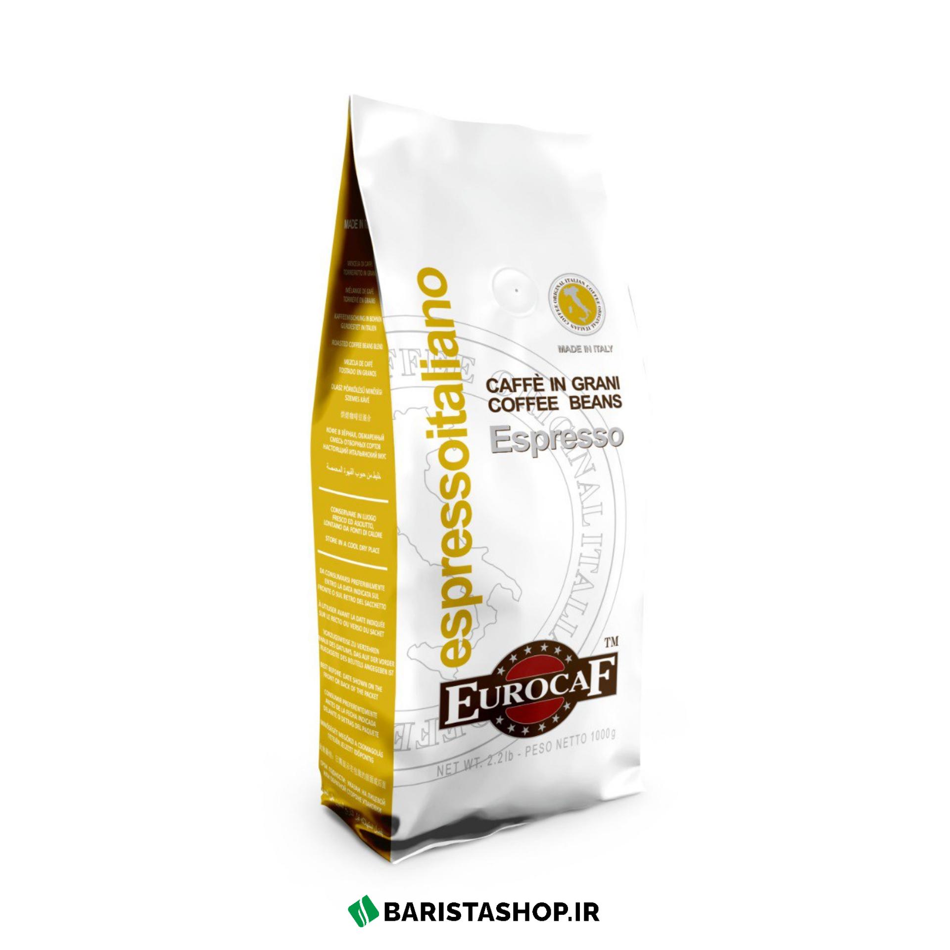 قهوه یوروکف اسپرسو ایتالیایی